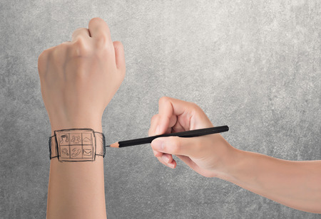 e-discovery on wearable devices