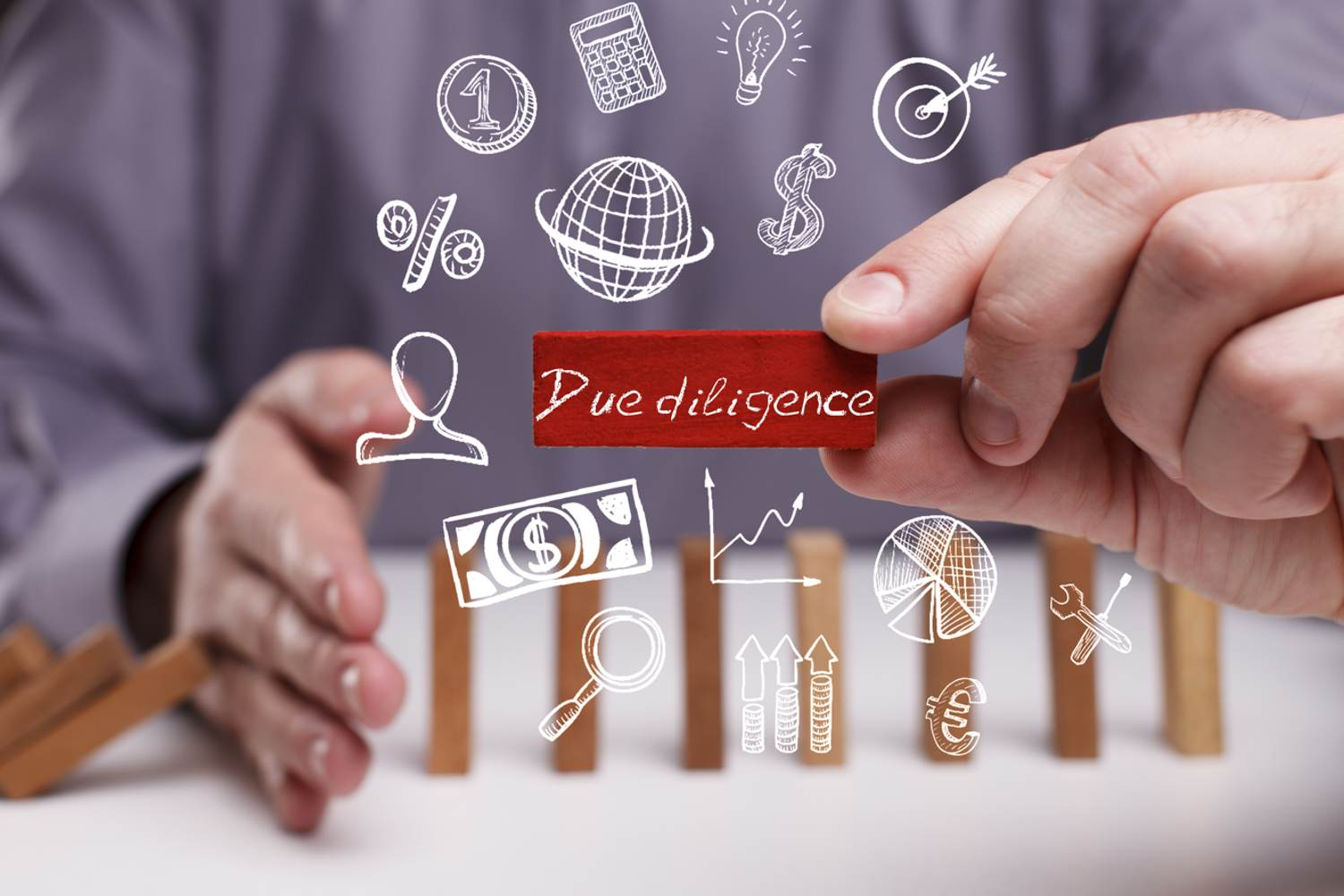 What a financial director needs to know about due diligence